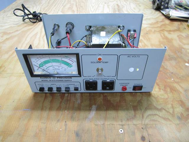AC Variable Isolated Power Supply